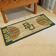 Baylor Bears Basketball Court Runner Rug