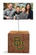 Baylor Bears Block Spiral Photo Holder