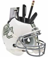Baylor Bears Camo Schutt Football Helmet Desk Caddy
