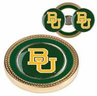 Baylor Bears Challenge Coin with 2 Ball Markers