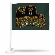 Baylor Bears College Car Flag