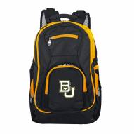 NCAA Baylor Bears Colored Trim Premium Laptop Backpack