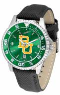 Baylor Bears Competitor AnoChrome Men's Watch - Color Bezel
