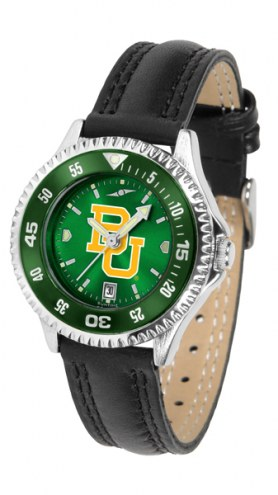 Baylor Bears Competitor AnoChrome Women's Watch - Color Bezel