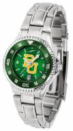 Baylor Bears Competitor Steel AnoChrome Women's Watch - Color Bezel