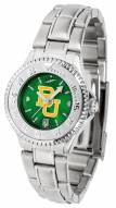 Baylor Bears Competitor Steel AnoChrome Women's Watch