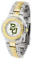 Baylor Bears Competitor Two-Tone Women's Watch