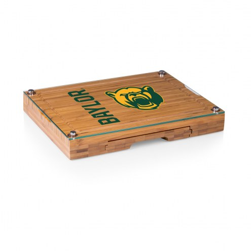 Baylor Bears Concerto Bamboo Cutting Board