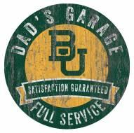 Baylor Bears Dad's Garage Sign