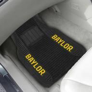 Baylor Bears Deluxe Car Floor Mat Set