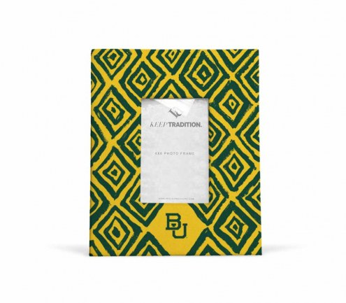 Baylor Bears Diamond Picture Frame