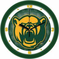 Baylor Bears Dimension Wall Clock