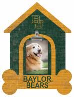 Baylor Bears Dog Bone House Clip Frame