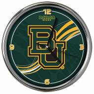 Baylor Bears Dynamic Chrome Clock