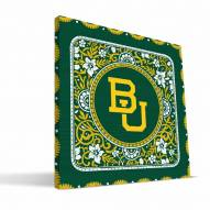 Baylor Bears Eclectic Canvas Print