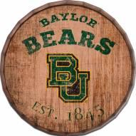 """Baylor Bears Established Date 16"""" Barrel Top"""