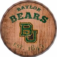 """Baylor Bears Established Date 24"""" Barrel Top"""