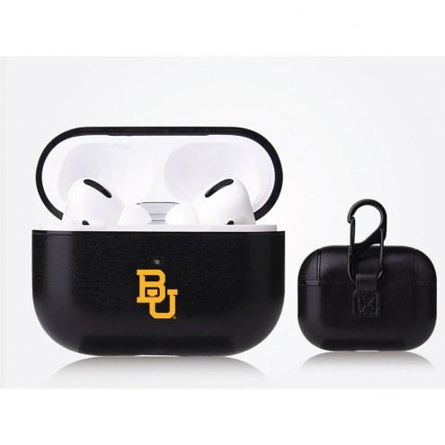 Baylor Bears Fan Brander Apple Air Pod Pro Leather Case