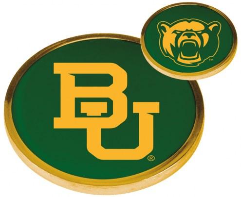 Baylor Bears Flip Coin