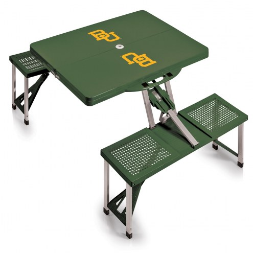 Baylor Bears Folding Picnic Table