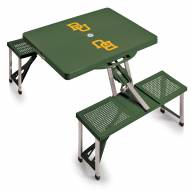 Baylor Bears Folding Picnic Table