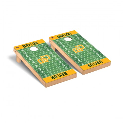 Baylor Bears Football Field Cornhole Game Set
