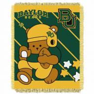 Baylor Bears Fullback Baby Blanket