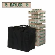Baylor Bears Giant Wooden Tumble Tower Game