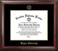 Baylor Bears Gold Embossed Diploma Frame