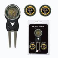 Baylor Bears Golf Divot Tool Pack