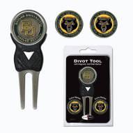 Baylor Bears Golf Divot Tool Pack