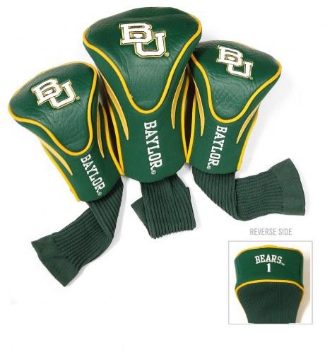 Baylor Bears Golf Headcovers - 3 Pack