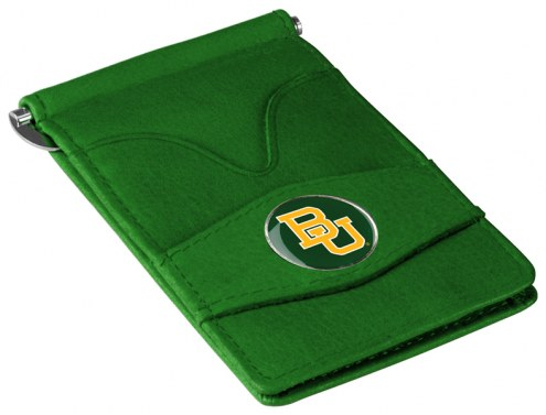 Baylor Bears Green Player's Wallet