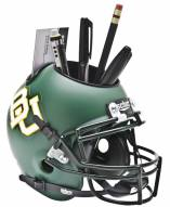Baylor Bears Green Schutt Football Helmet Desk Caddy