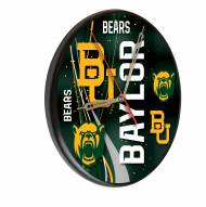 Baylor Bears Digitally Printed Wood Clock