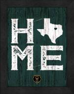 Baylor Bears Home Away From Home Wall Decor