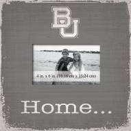 Baylor Bears Home Picture Frame