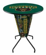 Baylor Bears Indoor Lighted Pub Table