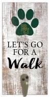 Baylor Bears Leash Holder Sign