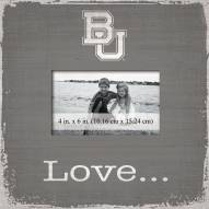 Baylor Bears Love Picture Frame