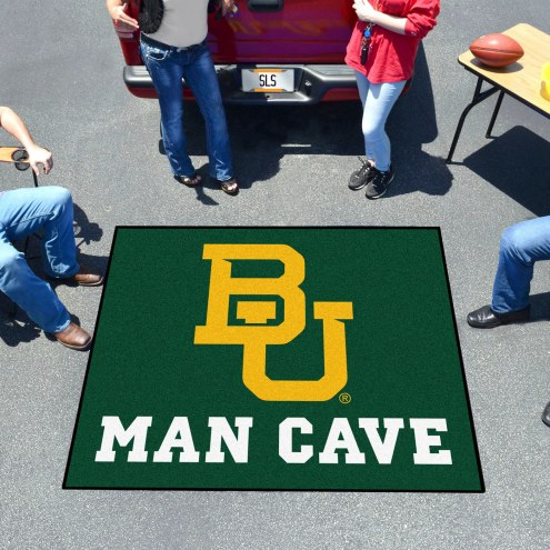 Baylor Bears Man Cave Tailgate Mat