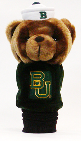 Baylor Bears Mascot Golf Headcover