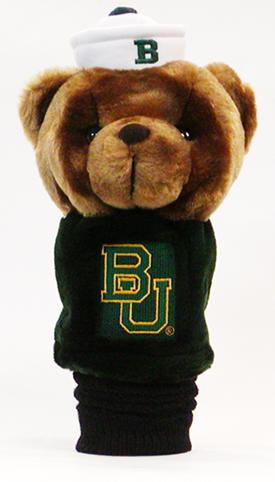 Baylor Bears Mascot Golf Headcover