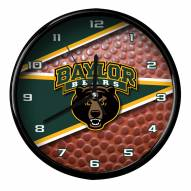 Baylor Bears Football Clock