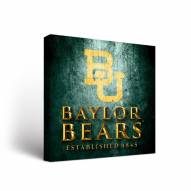 Baylor Bears Museum Canvas Wall Art