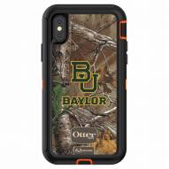 Baylor Bears OtterBox iPhone X Defender Realtree Camo Case