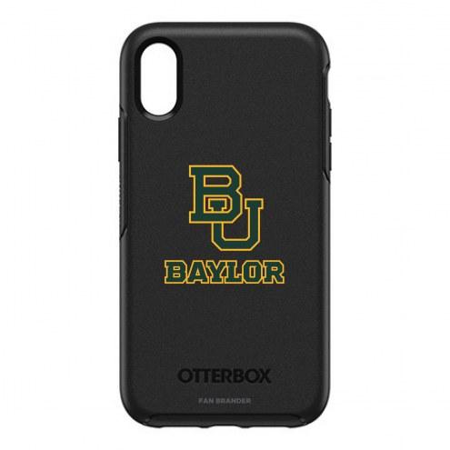 Baylor Bears OtterBox iPhone XR Symmetry Black Case