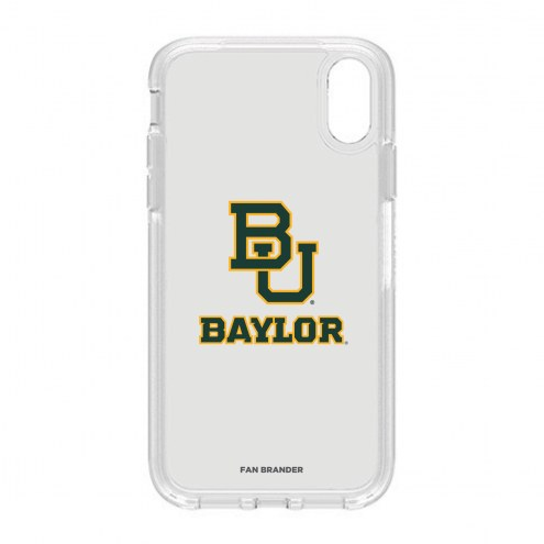 Baylor Bears OtterBox iPhone XR Symmetry Clear Case