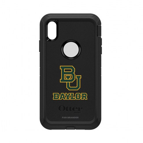 Baylor Bears OtterBox iPhone XS Max Defender Black Case