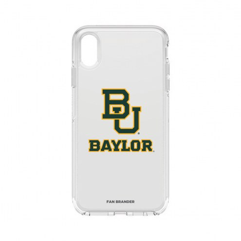Baylor Bears OtterBox iPhone XS Max Symmetry Clear Case